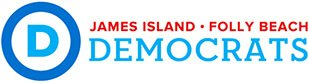 James Island • Folly Beach Democrats Logo
